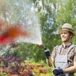 hoe lang je de tuin moet sproeien
